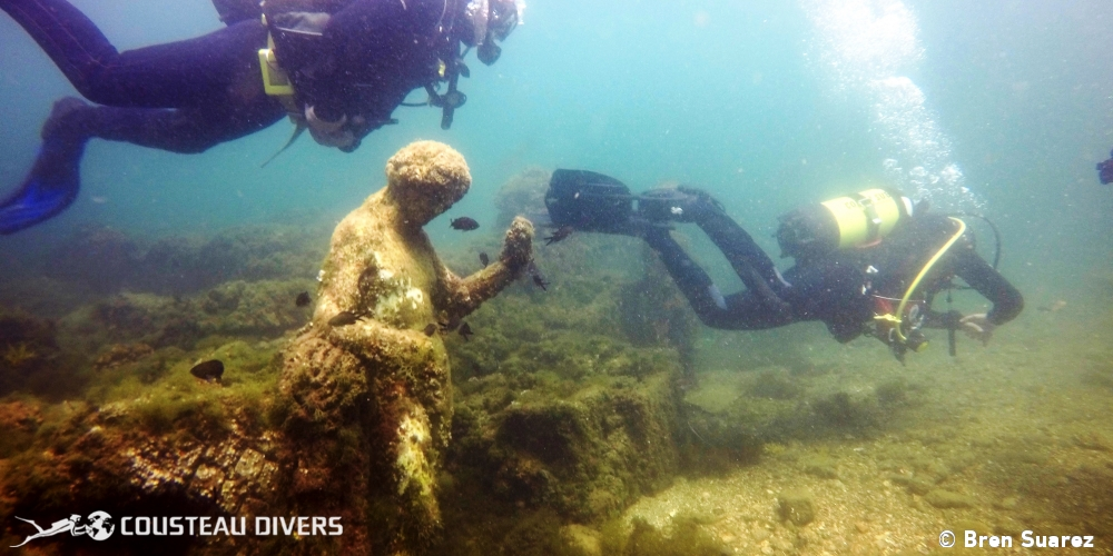 underwater archaeology, italy, naples